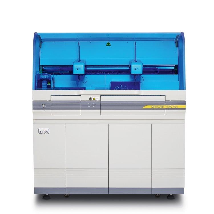 Máy miễn dịch tự động Maglumi 4000 plus