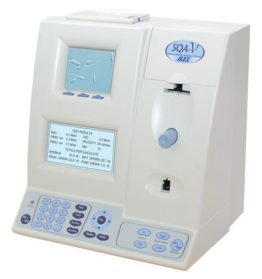 Máy phân tích tinh trùng SQA-V Gold