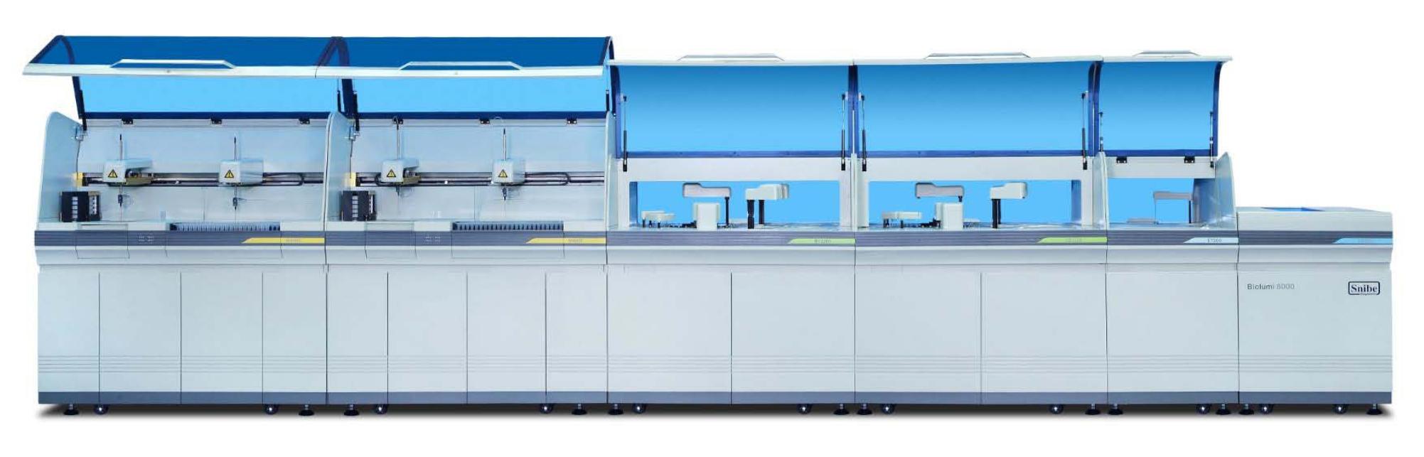 Hệ thống tích hợp Biolumi 8000