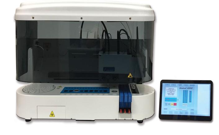 Hoàn tất bàn giao máy đông máu tự động Bioksel 6100 của hãng Bioksel - Ba Lan cho các dự án