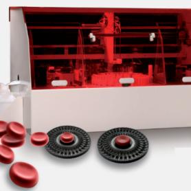 Máy định nhóm máu tự động ACT ROBOT