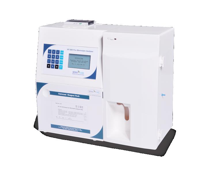 Máy phân tích điện giải ST-200 Plus