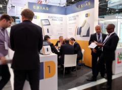 Kholico là nhà phân phối độc quyền hệ thống phân tích điện giải của công ty EXIAS Medical GmbH, Áo